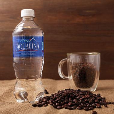 Nước uống tinh khiết Aquafina quận 8